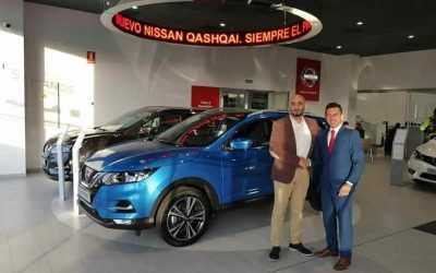 ACORIM firma un convenio con Nissan Huelva